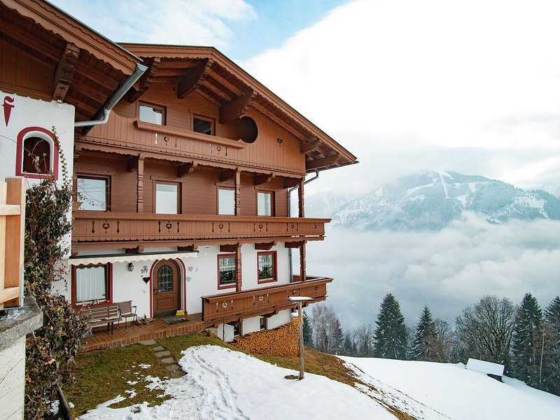 Quaint Apartment in Finkenberg near Ski Lift, holiday rental in Finkenberg