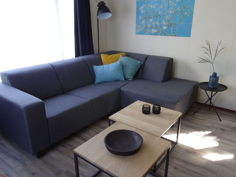 Nice furnished chalet near the Loonse and Drunense Duinen, vacation rental in Cromvoirt