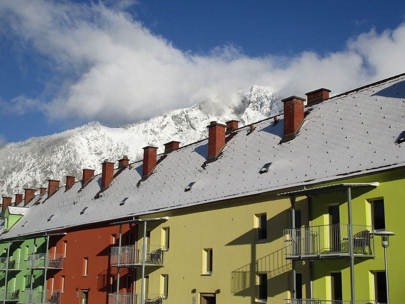 Modern Apartment in Eisenerz, holiday rental in Sankt Gallen