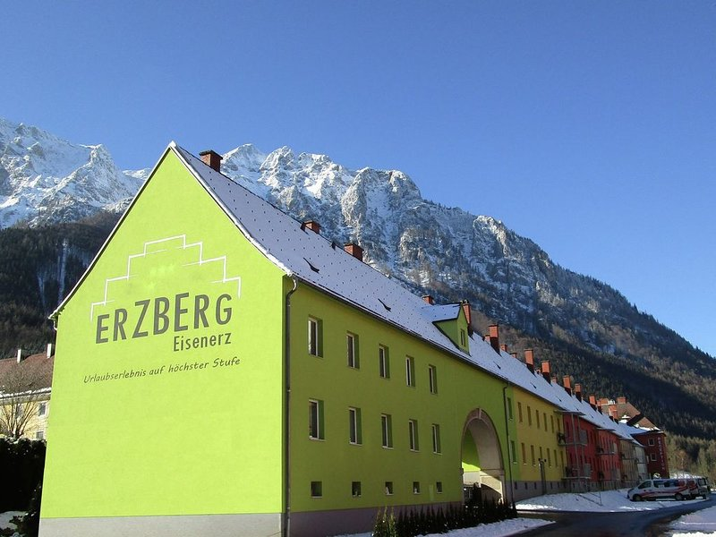 Cozy Apartment near Ski Area in  Eisenerz, holiday rental in Sankt Gallen