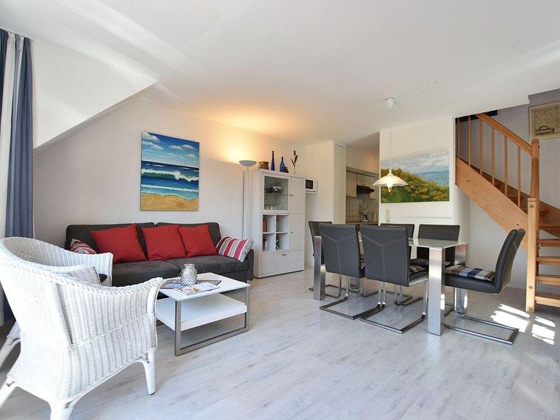 Sunny Apartment Near Boltenhagen Beach with Balcony, alquiler de vacaciones en Boltenhagen