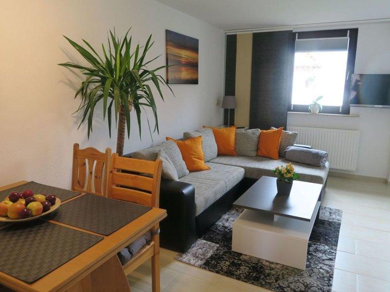 Apartment in Robertsdorf with Garden, Terrace, Barbecue, vacation rental in Blowatz