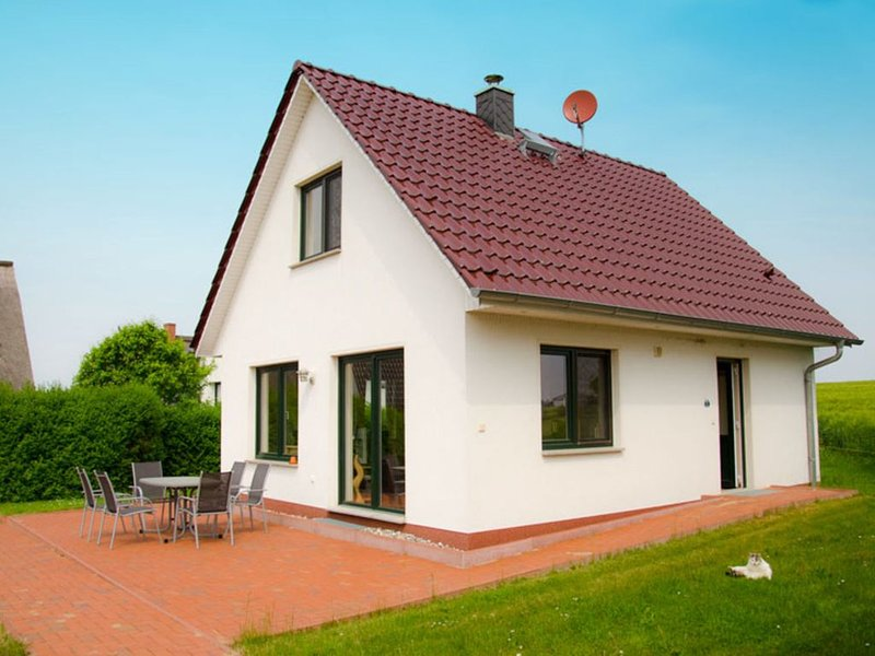 Classic Holiday Home in Mechelsdorf with Terrace, location de vacances à Wendelstorf