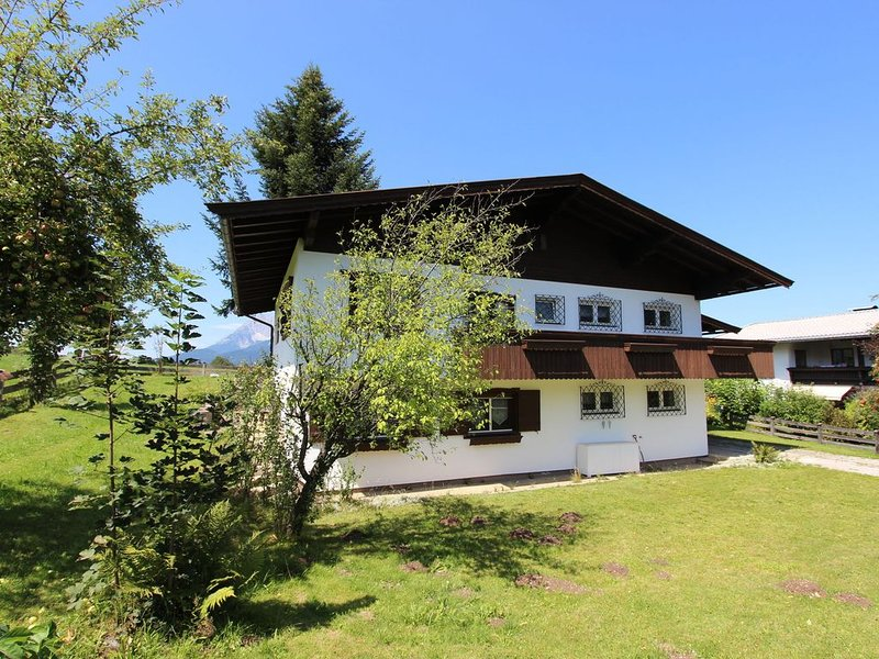 Spacious Holiday Home in St Johann near Ski Area, vacation rental in St Johann in Tirol