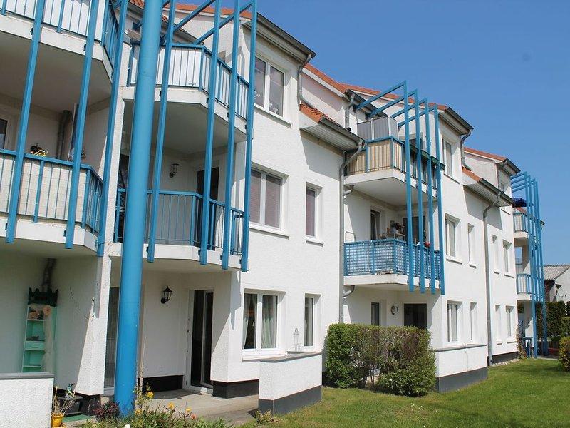 Bright Apartment in Boltenhagen near the Sea, alquiler de vacaciones en Boltenhagen