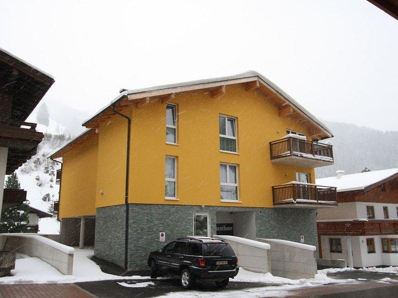 Modern Apartment in Salzburg with Balcony, vacation rental in Dienten am Hochkönig