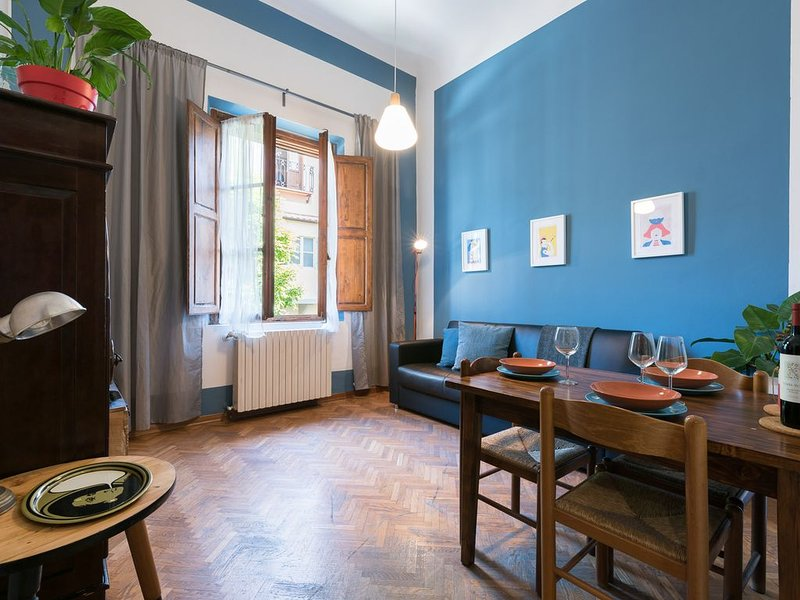 Appartamento in cortile interno con vista Duomo, holiday rental in San Martino alla Palma