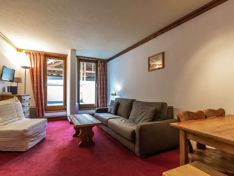 Savoyards and rustic apartment in the heart of Val d'Isère, holiday rental in Val d'Isère