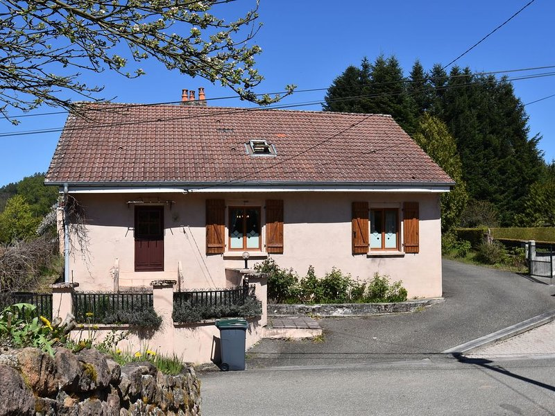 Spacious Holiday Home with Sauna in Celles-sur-Plaine, holiday rental in Baccarat