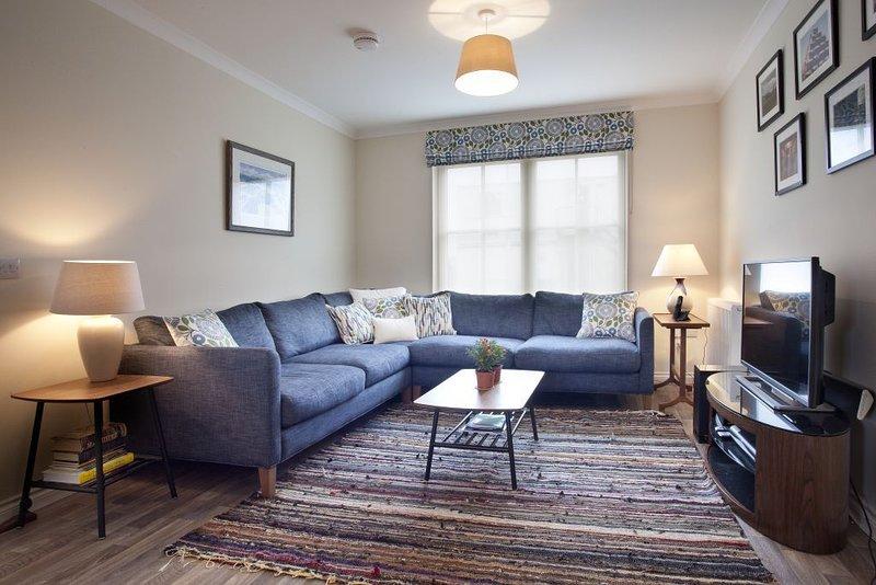 Interior Designer's own holiday home in Dornoch, alquiler de vacaciones en Caithness and Sutherland