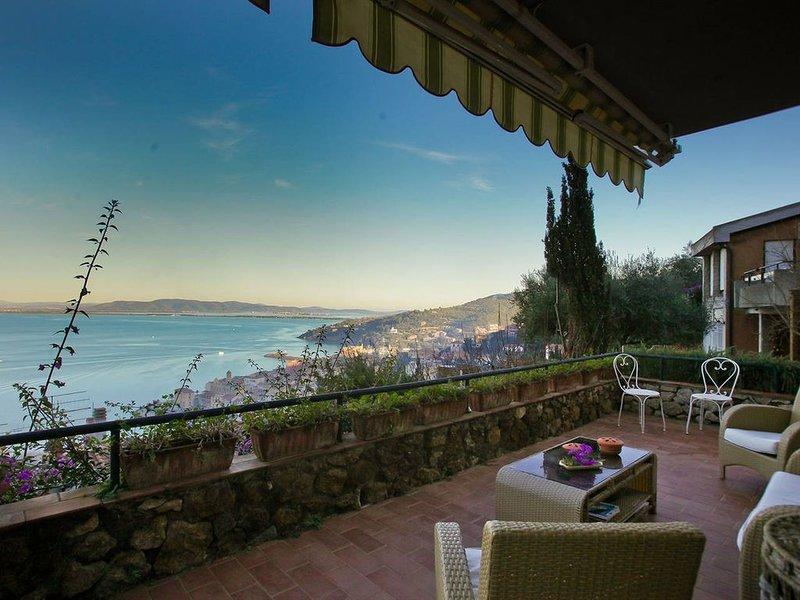 la maremma - Bellevue, aluguéis de temporada em Porto Santo Stefano
