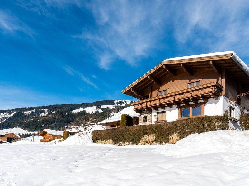 Modern Apartment near Ski Area in Salzburg, location de vacances à Hollersbach im Pinzgau