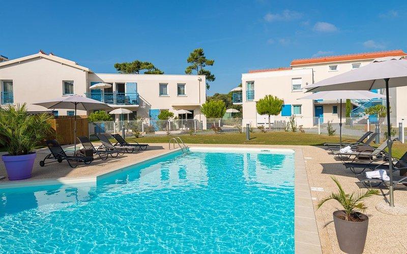 Vacances en bord de mer | Appartement cosy à Saint-Palais-sur-Mer, vacation rental in Saint-Palais-sur-Mer