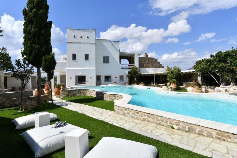 Villa Callista, Paros, Greece, holiday rental in Parikia
