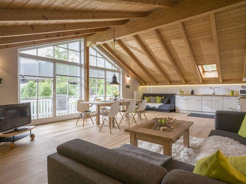 Ferienwohnung 85 m² 2 Personen Kaiserblick, casa vacanza a Kufstein