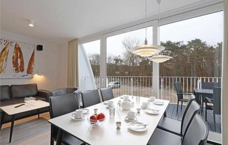 2 Zimmer Unterkunft in Travemünde Waterfront, aluguéis de temporada em Ratzeburg