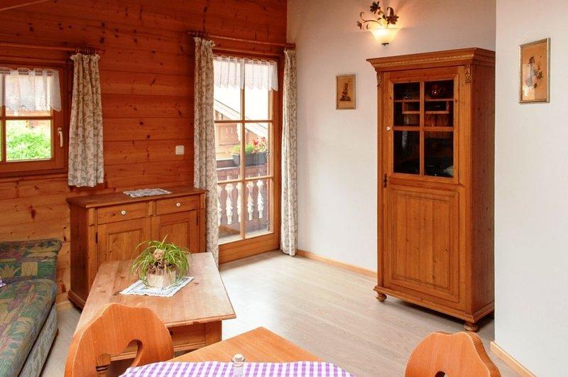 Wohnung Nr. 4 Winklmoosalm 45 qm, Ferienwohnung in Reit im Winkl