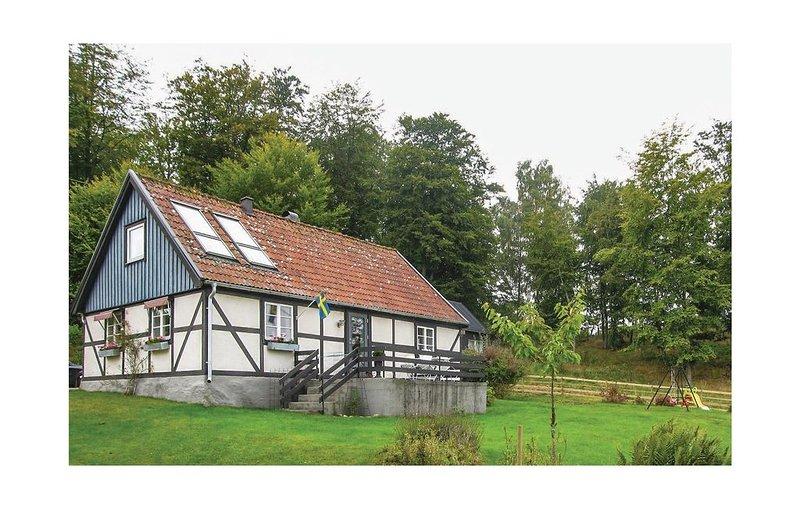 2 Zimmer Unterkunft in Östra Sönnarslöv, location de vacances à Horby