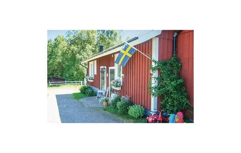 2 Zimmer Unterkunft in Vimmerby, location de vacances à Horn
