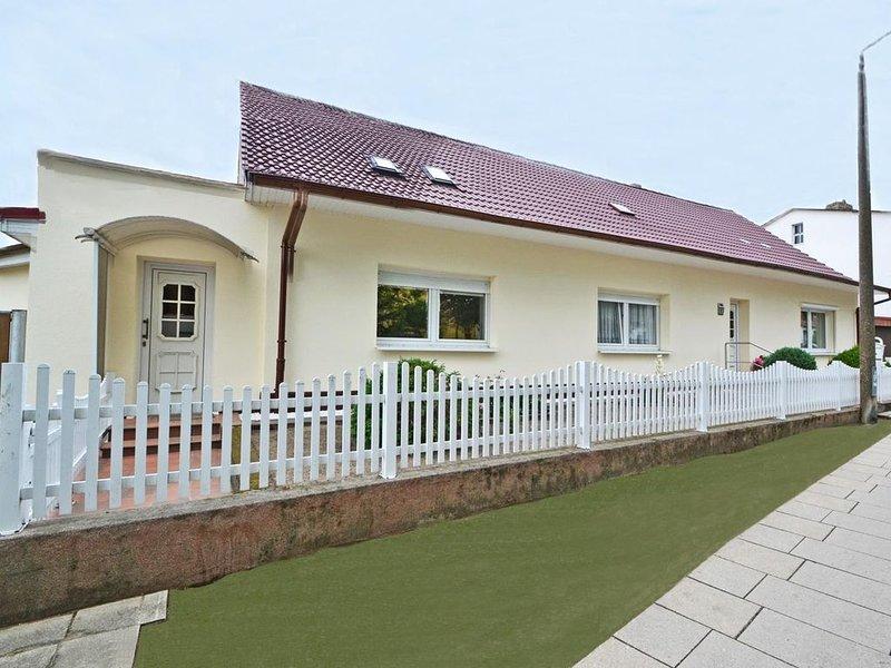 Ferienwohnung Am Park, holiday rental in Seebad Ahlbeck
