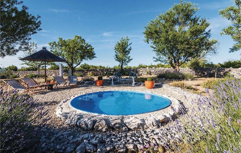 1 Zimmer Unterkunft in Gornje Ceranje, vacation rental in Benkovac