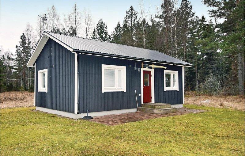 1 Zimmer Unterkunft in Fagersanna – semesterbostad i Tibro
