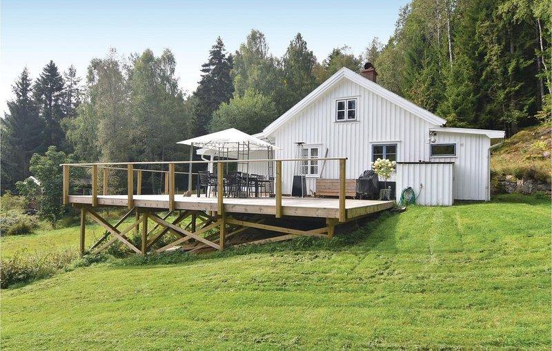 2 Zimmer Unterkunft in Strömstad, alquiler vacacional en Costa occidental