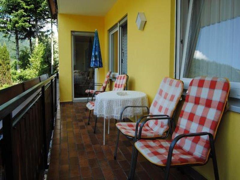 Ferienwohnung 105qm, 3 Schlafzimmer, max. 6 Personen, holiday rental in Oberharmersbach