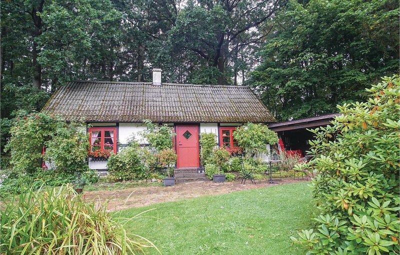 1 Zimmer Unterkunft in Tomelilla, location de vacances à Horby