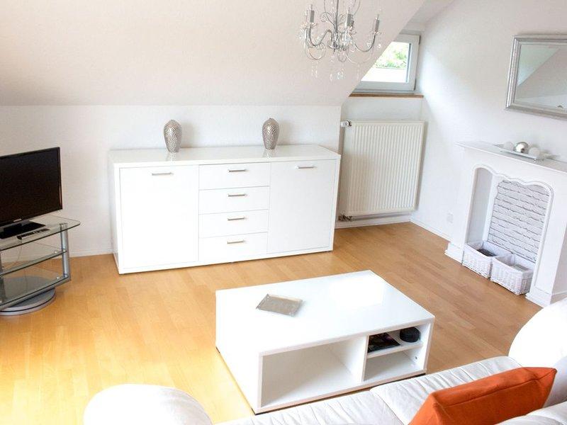 Ferienwohnung, 49qm, 1 Schlafzimmer, max. 2 Personen, casa vacanza a Aitrach