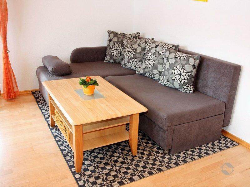 Ferienwohnung Rose, 40qm, 1 Schlafzimmer, max. 4 Personen, vacation rental in Buchenbach