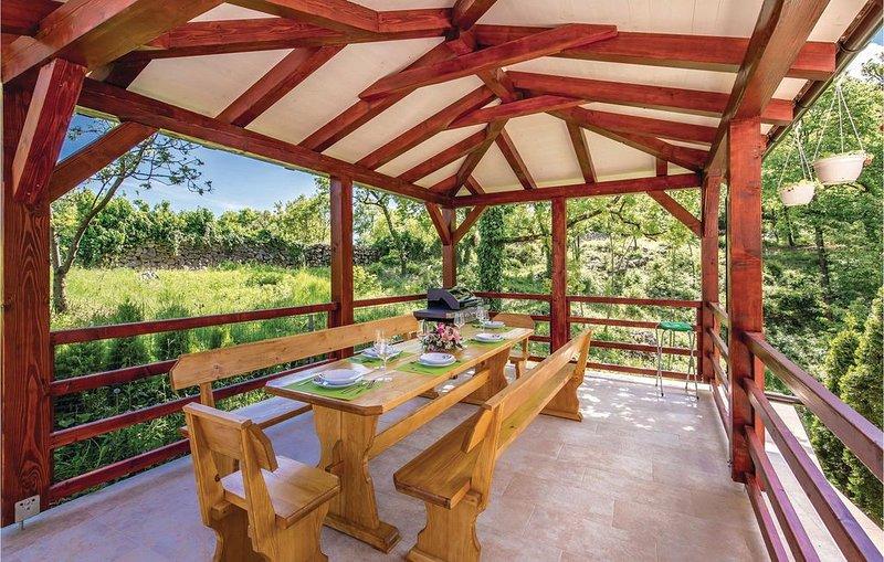 3 Zimmer Unterkunft in Matulji, holiday rental in Matulji