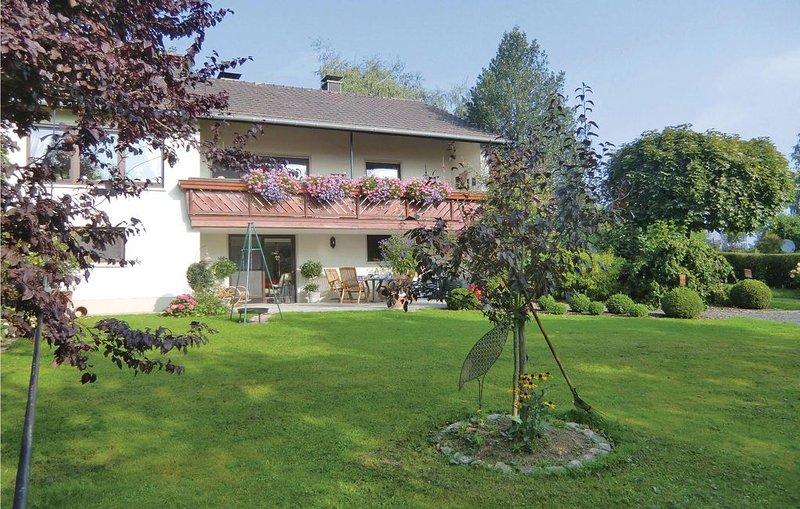 2 Zimmer Unterkunft in Nusbaum, casa vacanza a Koerperich