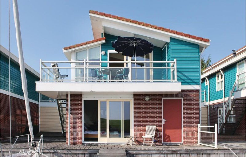 3 Zimmer Unterkunft in Workum, holiday rental in Warns