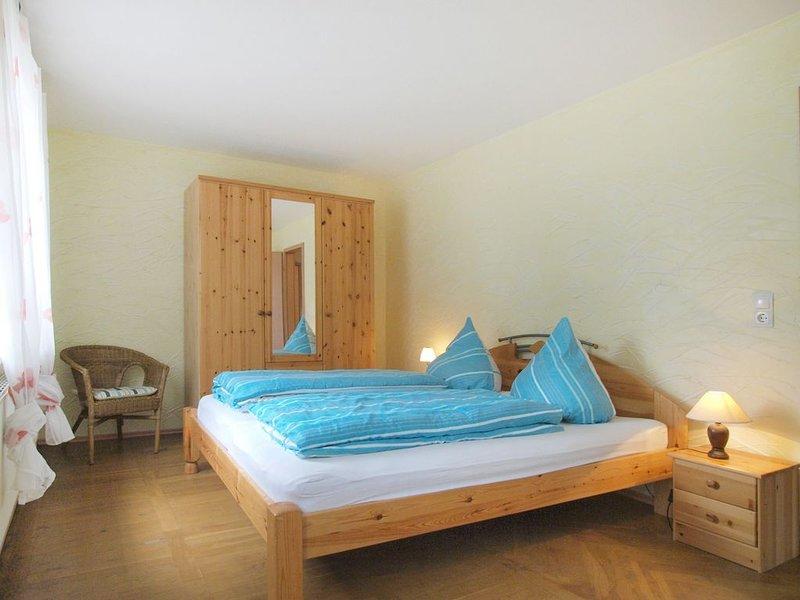 Apartment Müritz, 80sqm, 2 bedrooms, max. 7 persons bedroom 1