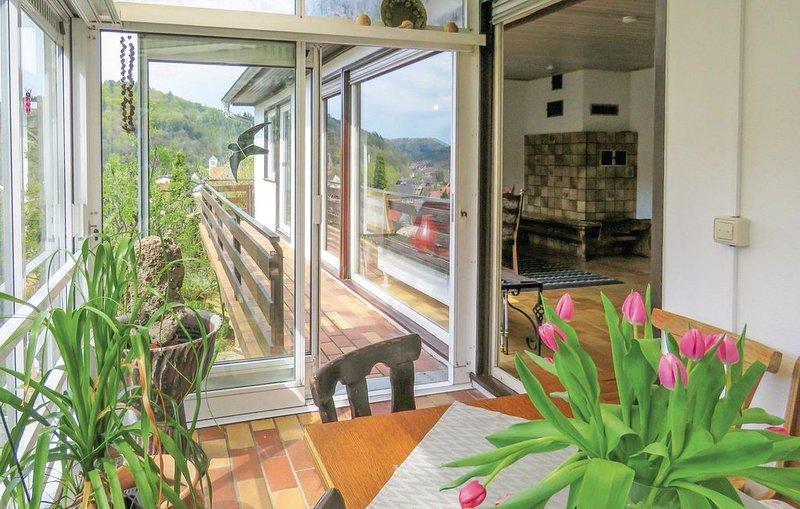 2 Zimmer Unterkunft in Hinterweidenthal, location de vacances à Rodalben