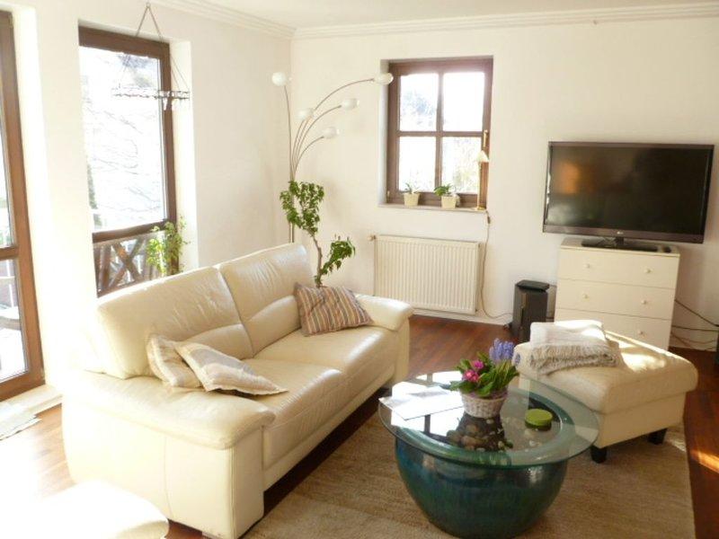 Apartment, 116sqm, 1 bedroom, max. 2 persons living area