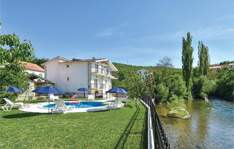 5 Zimmer Unterkunft in Grab, vacation rental in Vedrine