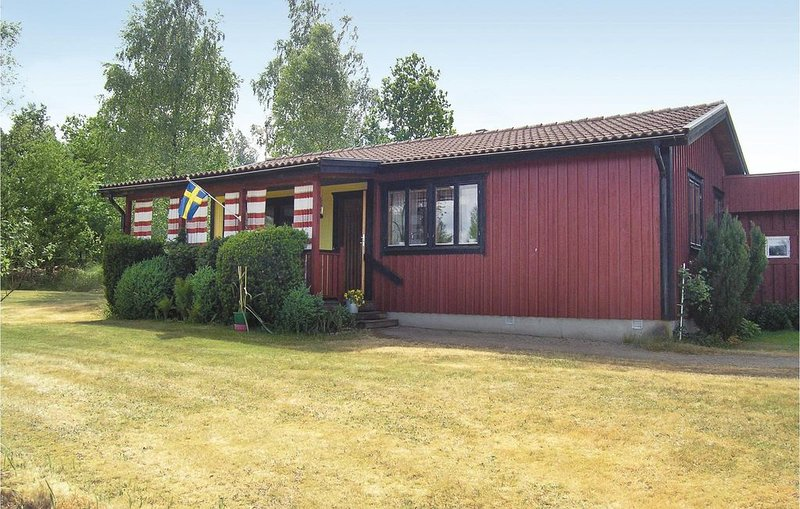 2 Zimmer Unterkunft in Unnaryd, holiday rental in Lidhult