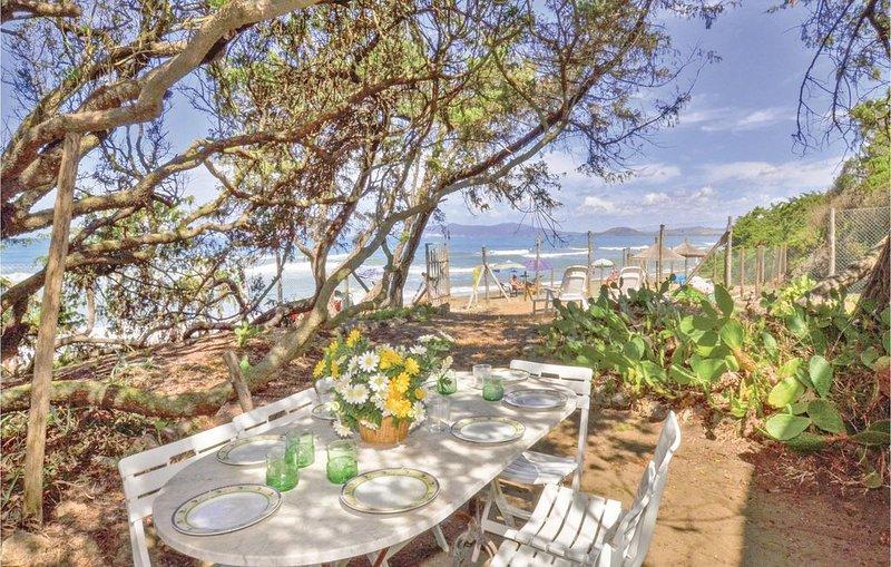 5 Zimmer Unterkunft in Orbetello GR, holiday rental in Fonteblanda