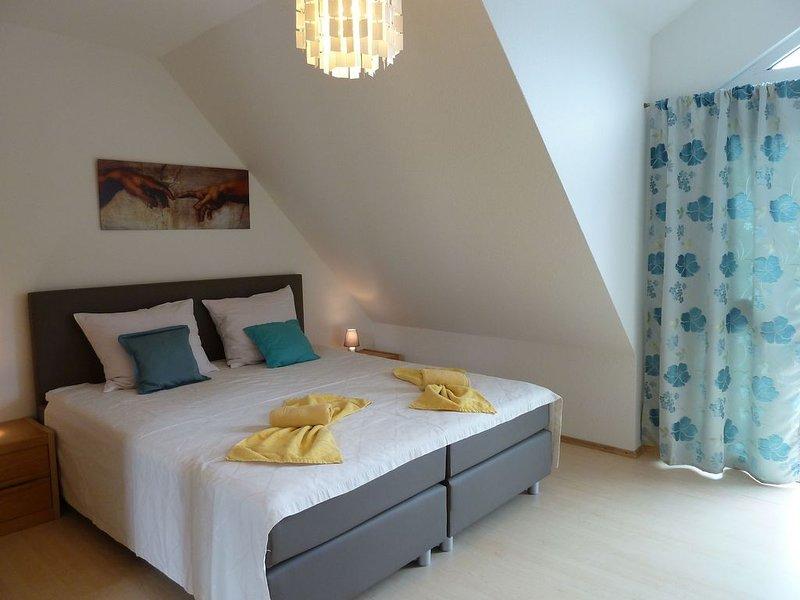 Ferienwohnung Mühlerain, 70qm, 2 Schlafzimmer, max. 3 Personen, alquiler vacacional en Buggingen
