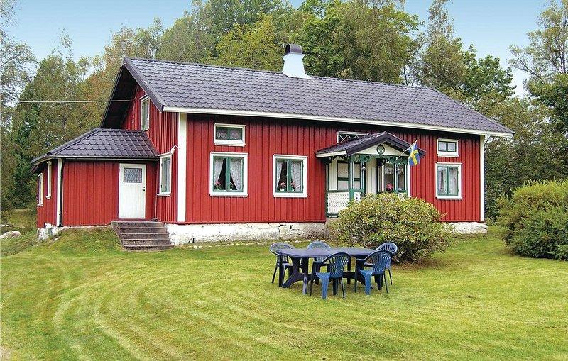 3 Zimmer Unterkunft in Ambjörnarp, holiday rental in Hestra