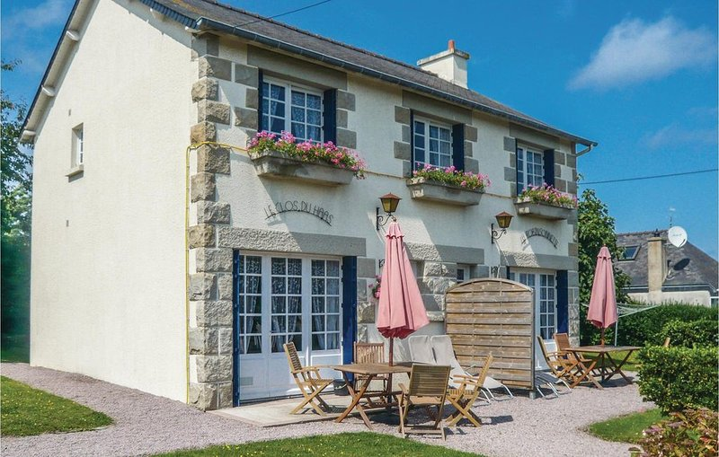 2 Zimmer Unterkunft in Saint Cast Le Guildo, alquiler de vacaciones en Matignon