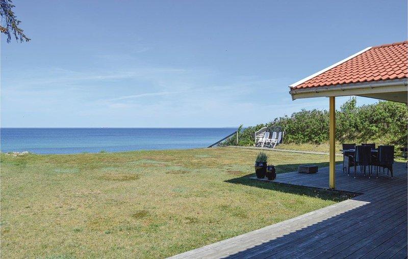 4 Zimmer Unterkunft in Gilleleje, holiday rental in Tisvildeleje