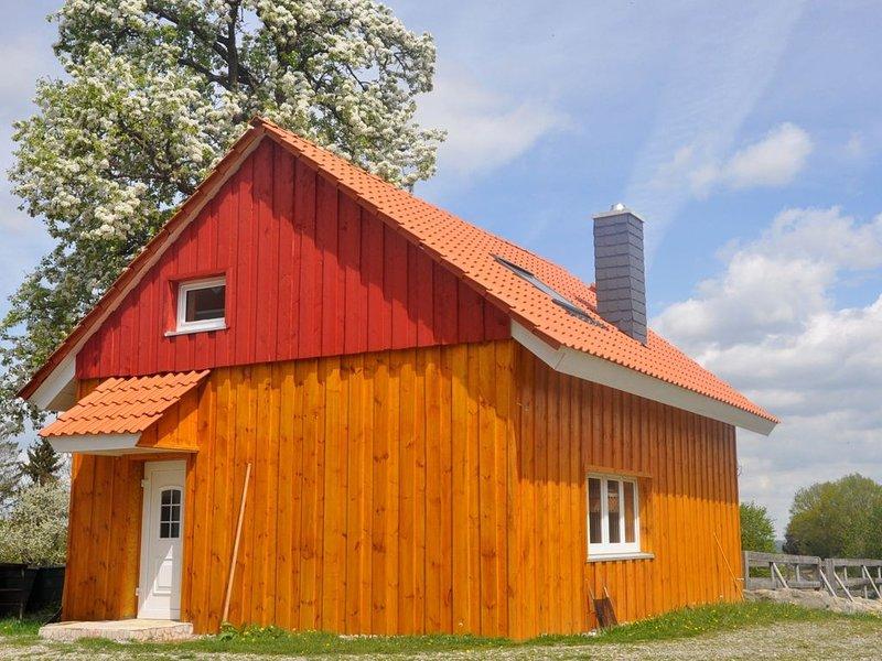 Ferienhaus, 80qm, 1 Schlafzimmer, max. 6 Personen, vacation rental in Bad Saulgau