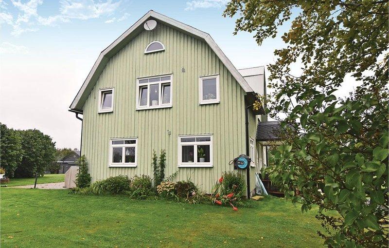 2 Zimmer Unterkunft in Svanskog, location de vacances à Edsleskog