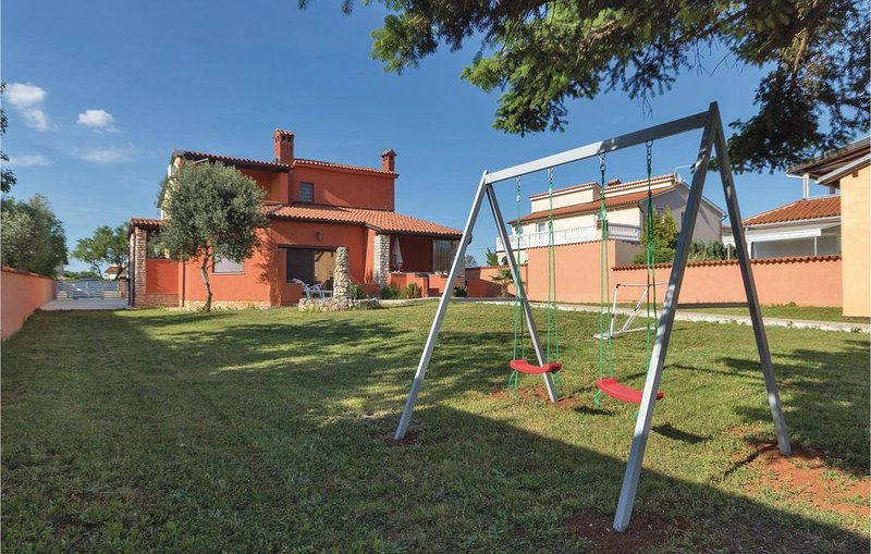 4 Zimmer Unterkunft in Fazana, vacation rental in Fazana