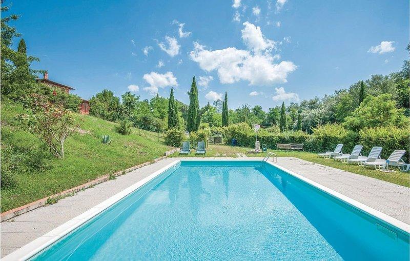 2 Zimmer Unterkunft in Castellina in Chianti, holiday rental in San Leonino