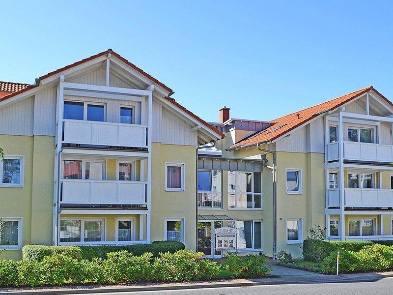 Villa Madeleine - Appartement Meereswoge, Ferienwohnung in Seebad Heringsdorf