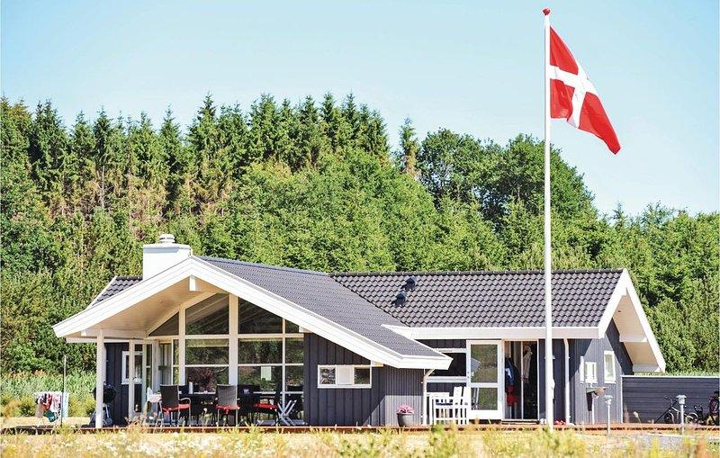3 Zimmer Unterkunft in Ejstrupholm, location de vacances à Bording